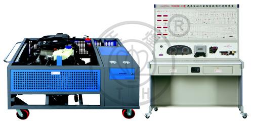 thcedk-3型 汽车发动机电控系统实训考核装置(大众帕萨特1.8t)