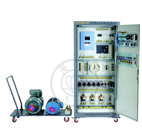 thpmk-1型 大功率电机控制实训考核装置