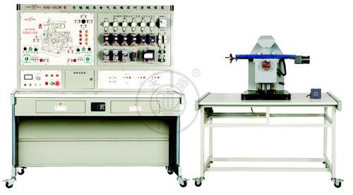 khs-x62w型 万能铣床电气技能实训考核装置(半实物)