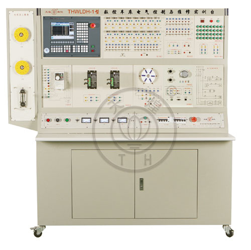 数控车床电气控制与维修实训台(华中)